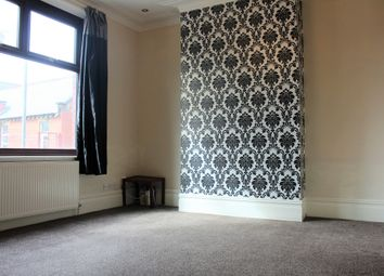 Thumbnail 3 bed terraced house to rent in Emerson Road, Preston