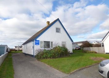 Thumbnail 5 bed bungalow for sale in Ger Y Mor, Rhosneigr, Anglesey