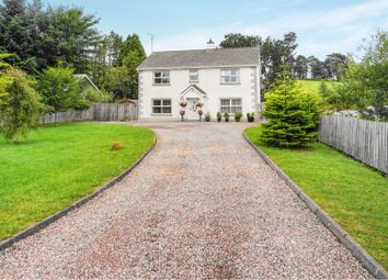 Thumbnail 4 bed detached house for sale in Loughside Road, Enniskillen
