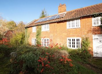 Thumbnail 4 bed semi-detached house for sale in Snape Watering, Sternfield, Saxmundham