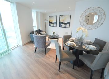 Thumbnail 2 bedroom flat to rent in Pinnacle Apartments, 11 Saffron Central Square, Croydon
