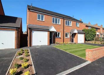 Thumbnail 3 bedroom semi-detached house for sale in Birch Lane, Pelsall, Walsall