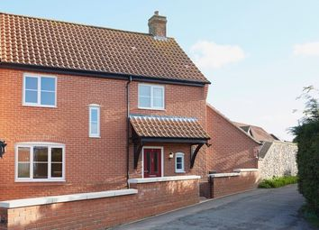 Thumbnail 3 bed end terrace house to rent in Southgreen, Dereham