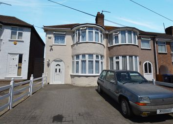 Thumbnail 2 bed end terrace house for sale in Reading Road, Northolt