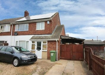 Thumbnail 3 bed semi-detached house for sale in Talbot Road, Lmmingham, Lincolnshire