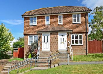 Thumbnail 2 bed semi-detached house for sale in Meadow Grove, Sellindge, Ashford, Kent