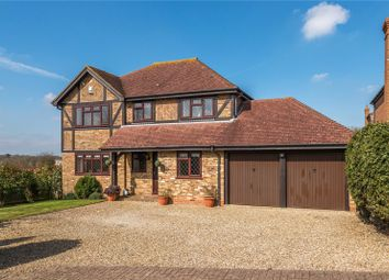 Thumbnail 4 bed detached house for sale in Straw Close, Caterham, Surrey