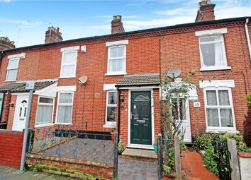 Thumbnail 3 bed terraced house for sale in Cozens Road, Norwich, Norfolk