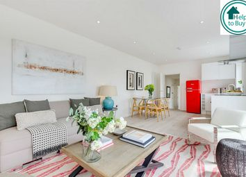 Thumbnail 1 bed flat for sale in Nicoll Road, Harlesden, London