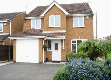 Thumbnail 4 bedroom detached house for sale in Turnley Road, South Normanton, Alfreton