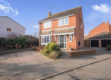 Thumbnail 4 bed detached house for sale in Oak Lodge Tye, Springfield, Chelmsford