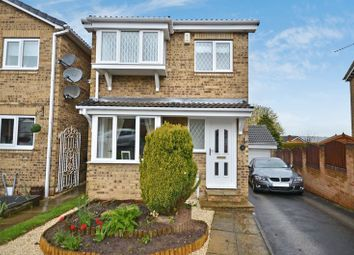 Thumbnail 3 bed detached house for sale in Ripley Grove, Barnsley