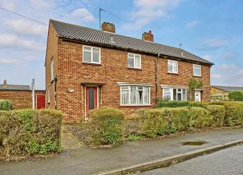 Thumbnail 3 bed semi-detached house for sale in Harvey Street, Eynesbury, St. Neots