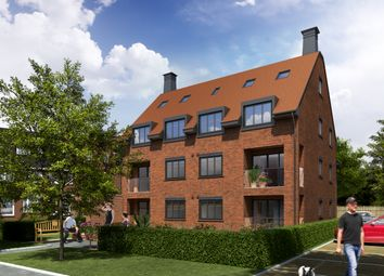 Thumbnail 2 bedroom flat for sale in Woodbridge, Frimley