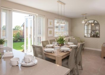 "Thumbnail 4 bedroom detached house for sale in ""Radleigh"" at Cobblers Lane, Pontefract"
