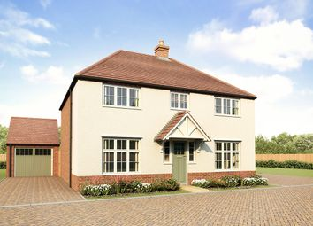 """Thumbnail 4 bed detached house for sale in """"Harrogate"""" at Bardolph Way, Huntingdon"""