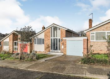 Thumbnail 2 bed bungalow for sale in Norfolk Crescent, Colchester