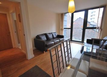 Thumbnail 1 bed flat to rent in Bury Street, Manchester
