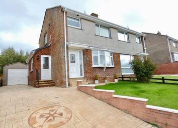Thumbnail 3 bed semi-detached house for sale in Greenlands Avenue, Whitehaven, Cumbria