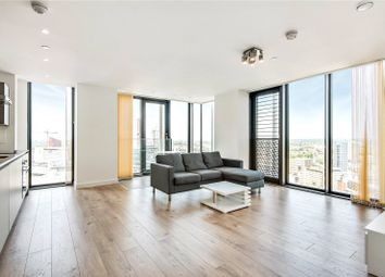 Thumbnail 2 bed flat for sale in Stratosphere, Broadway Chambers, Stratford