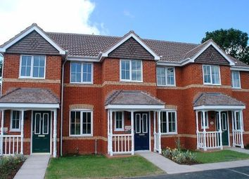 Thumbnail 3 bed terraced house to rent in Swan Drive, Droitwich
