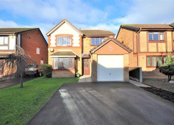 Thumbnail 4 bed detached house for sale in Hastings Avenue, Warton, Preston, Lancashire