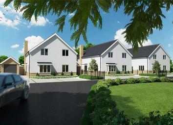Thumbnail 4 bed detached house for sale in Grinstead Lane, Little Hallingbury, Bishop's Stortford, Herts