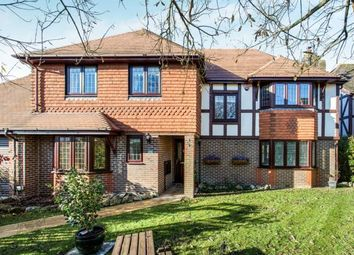 Thumbnail 5 bed detached house for sale in Popes Wood, Thurnham, Maidstone, Kent