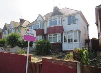 Thumbnail 3 bed property to rent in Kingstanding Road, Kingstanding, Birmingham