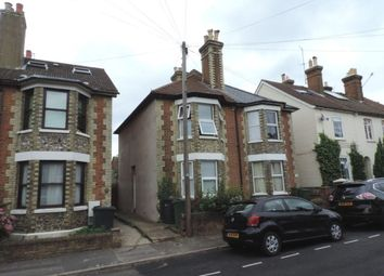 Thumbnail 4 bed property to rent in Dapdune Road, Guildford