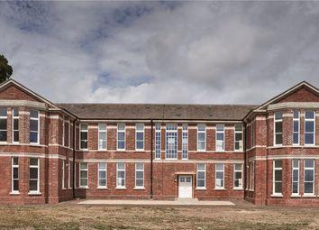 Goodrich House, Royal Haslar, Alverstoke, Gosport PO12. 2 bed flat