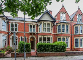 Thumbnail 4 bed terraced house for sale in Westville Road, Roath, Cardiff
