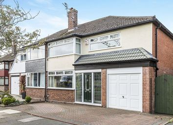Thumbnail 3 bed semi-detached house for sale in Eskdale Road, Ashton-In-Makerfield, Wigan