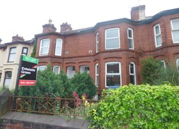 Thumbnail 4 bed terraced house to rent in Tilney Street, Walton, Liverpool