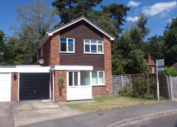 3 bed detached house for sale in Church Crookham, Fleet, Hampshire GU52