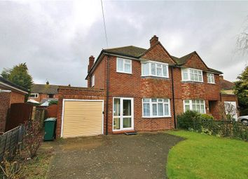 Thumbnail 3 bed semi-detached house for sale in Groveley Road, Sunbury-On-Thames, Surrey
