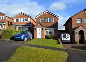 Thumbnail 3 bed detached house for sale in Hazlehurst Drive, Cheddleton, Leek