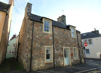 Thumbnail 2 bed end terrace house for sale in High Street, Kirkcudbright