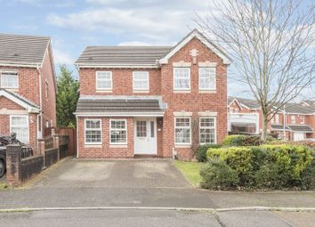 Thumbnail 4 bed detached house for sale in Clipper Close, Newport