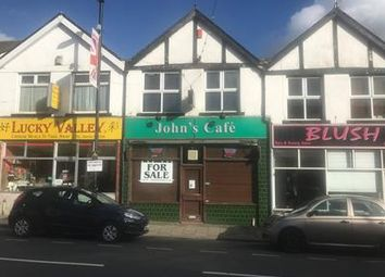 Thumbnail Retail premises for sale in 16 Commercial Street, Ystrad Mynach