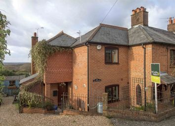 Thumbnail 2 bed cottage for sale in School Lane, Ewshot, Farnham