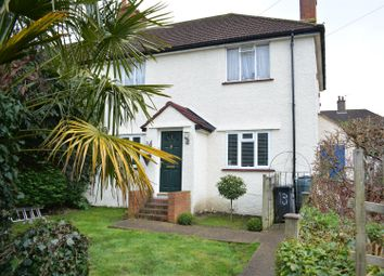 Thumbnail 2 bed maisonette for sale in Bucknills Close, Epsom