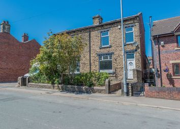Thumbnail 2 bed semi-detached house for sale in High Street, Gawthorpe, Ossett, West Yorkshire