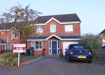 Thumbnail 4 bed detached house to rent in Garden Fields, Potton, Sandy