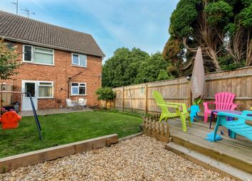 Thumbnail 2 bed maisonette for sale in Hopton Close, Coventry