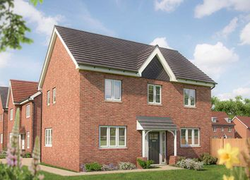 "Thumbnail 4 bed detached house for sale in ""The Chestnut"" at Appleton Way, Shinfield, Reading"