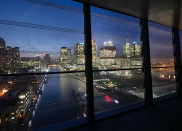 Thumbnail 2 bed flat to rent in Dollar Bay, Canary Wharf, South Quay, London
