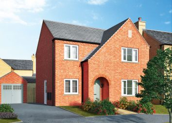 Thumbnail 4 bed detached house for sale in The Malham, Greenlakes Rise, Houghton Conquest