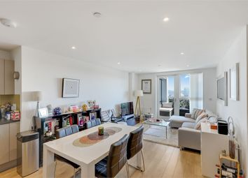 Thumbnail 2 bed flat for sale in Platinum Riverside, Bessemer Place, London