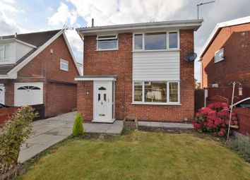 Thumbnail 3 bed detached house for sale in Poplar Grove, Chester